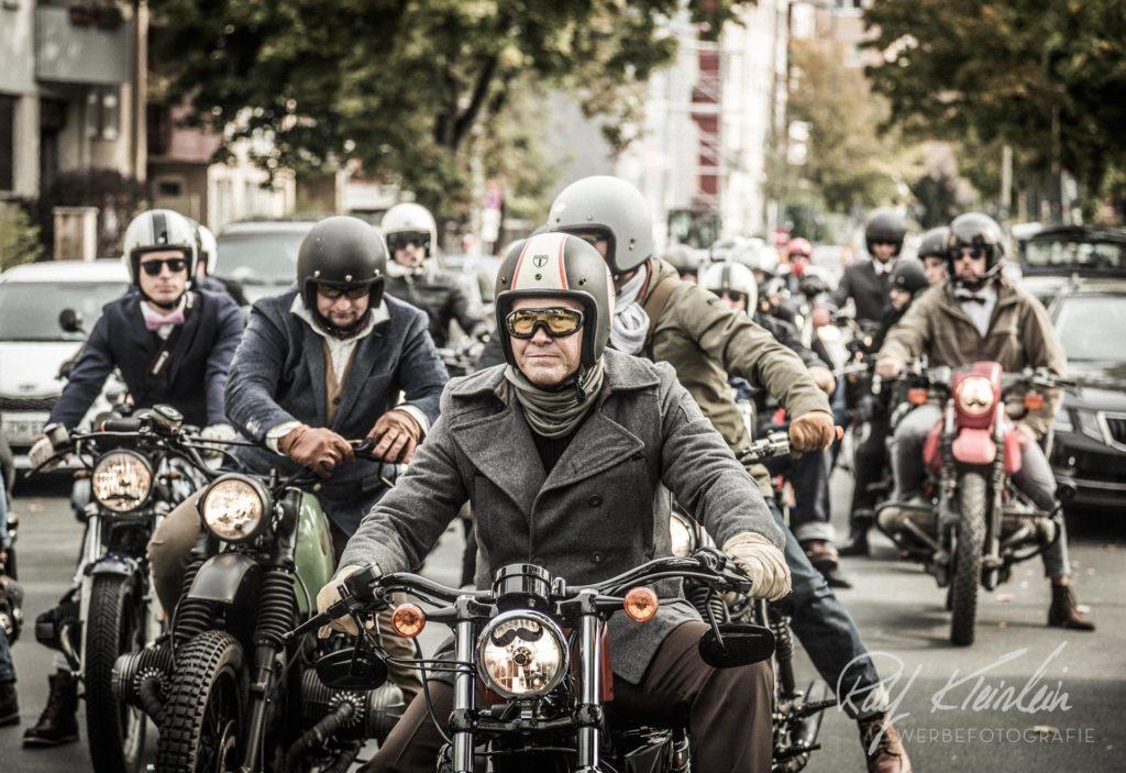 The Distinguished Gentleman's Ride 2017 Nuernberg